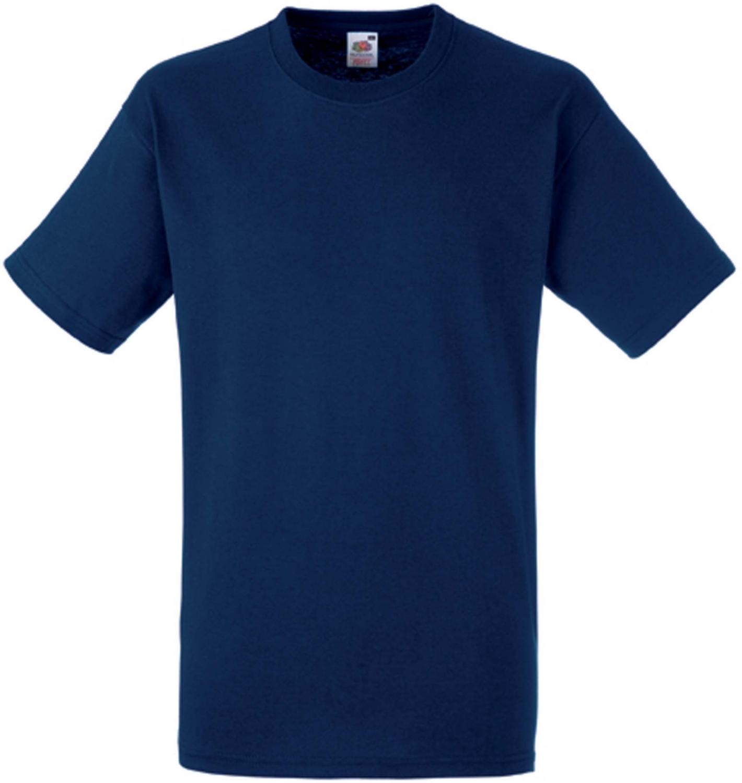 Tee-shirt lourd Heavy-T - Bleu marine - Fruit Of The Loom