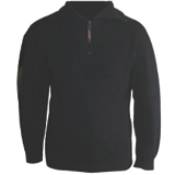 Pull camionneur anthracite