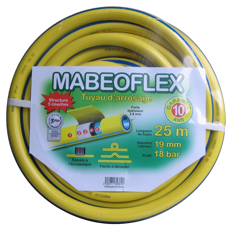 Tuyaux Mabeoflex Tricoflex