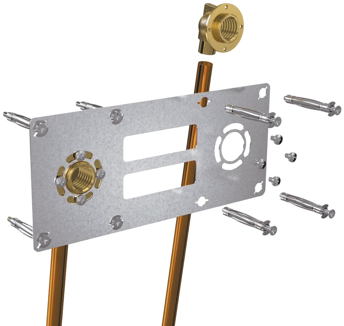 Robifix entraxe 150 mm F 1/2