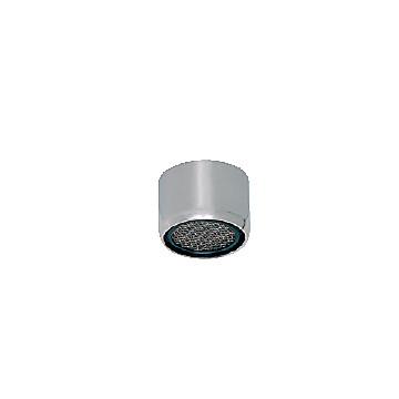 Aérateur fine maille chromé Mâle 28x100 Watts