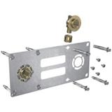 Robifix® à glissement entraxe 150 mm F 15 x 21 pour tube PER