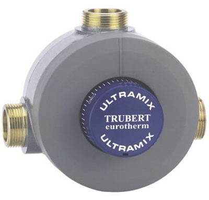 Mitigeur thermostatique Ultramix gris Watts