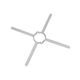 Bride araignée pour flexible PPTL