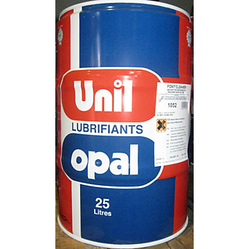 solvant d graissant font 39 cleaner 25 litres unil opal. Black Bedroom Furniture Sets. Home Design Ideas