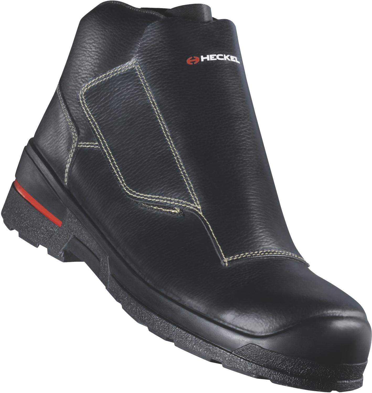Chaussures hautes Macsole 1.0 WLD Low 62963 - Noir Heckel