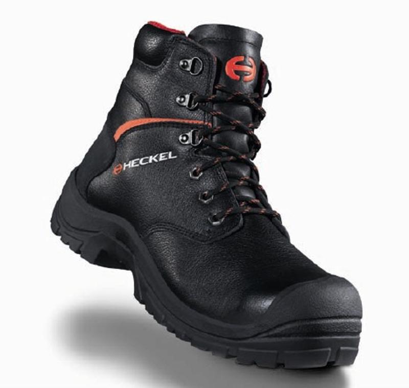 Chaussures hautes Macsilver 2.0 62803 - Noir Heckel