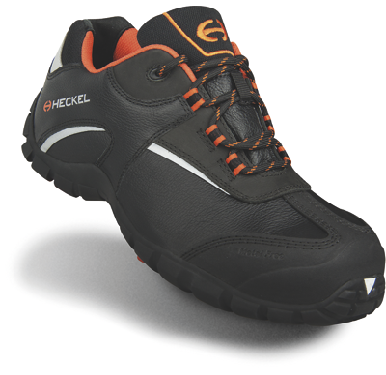 Chaussures basses Mac Pulse 2.0 62023 - Noir/Orange Heckel