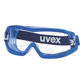 Lunette-masque Ultrasonic Hi-C incolore Uvex