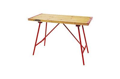 Table monteur renforcée 120 x 54 cm