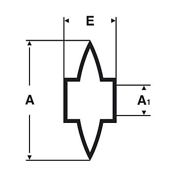 Molettes pour coupe-tubes acier Virax