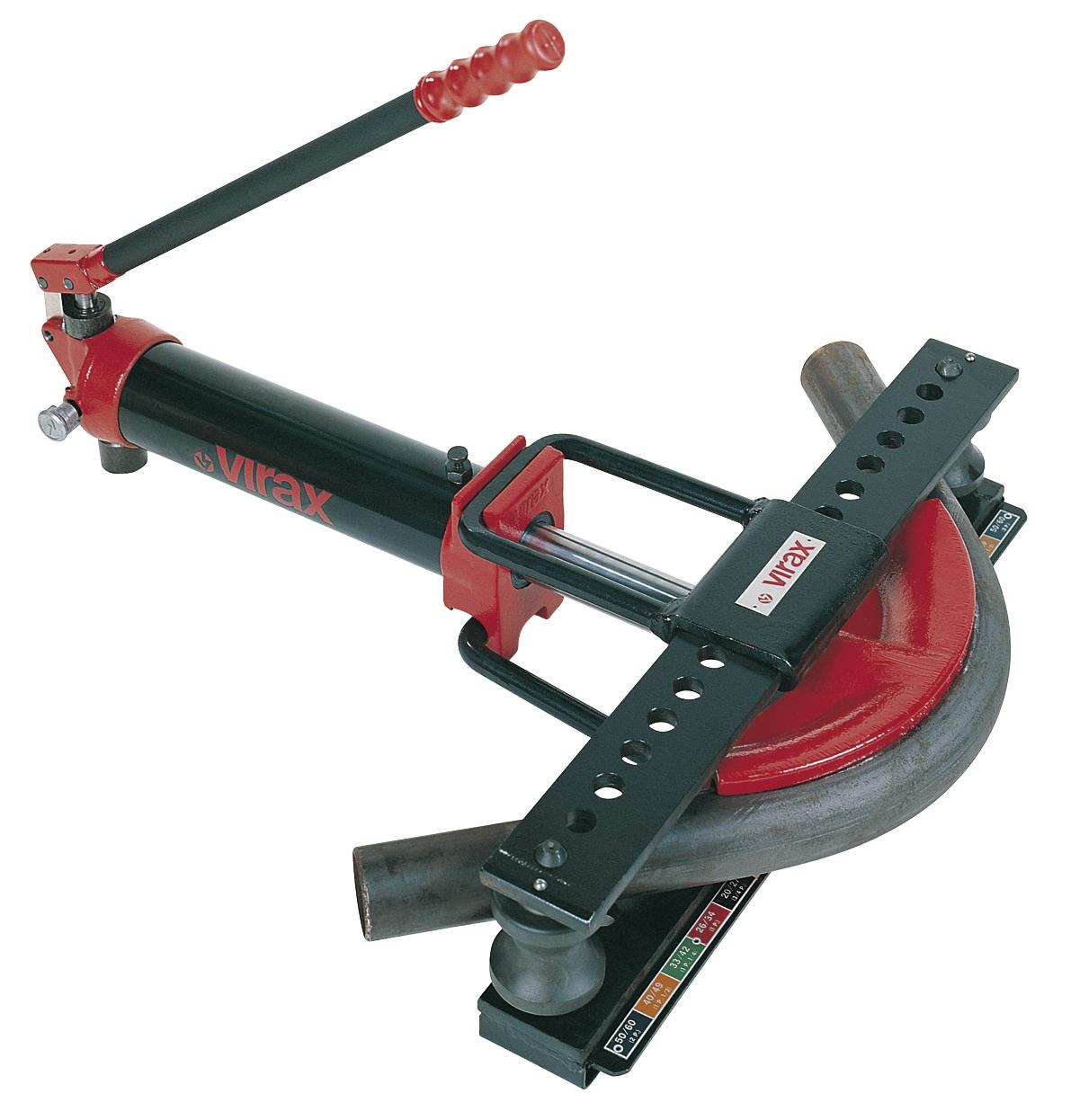 Cintreuse hydraulique manuelle N°2 Virax