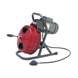 Déboucheur électrique à tambour VAL 80 / VAL 80E