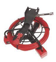Cable 16 M diamètre 40-100 pour mini-Visioval