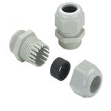 Presse-étoupes polyamide blanc métriques IP68