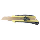 Cutter bi-matière lame 18 mm