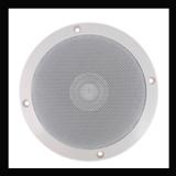 Haut-parleur étanche blanc