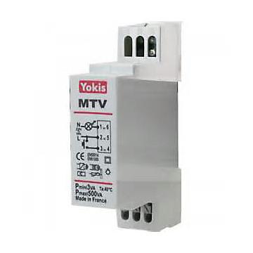 Télérupteur modulaire pour éclairage Yokis