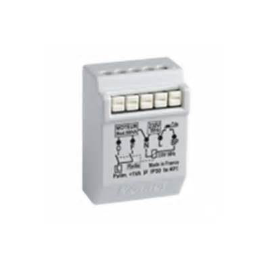 Télérupteur encastré pour éclairage avec microdule RADIO - Gamme POWER Yokis