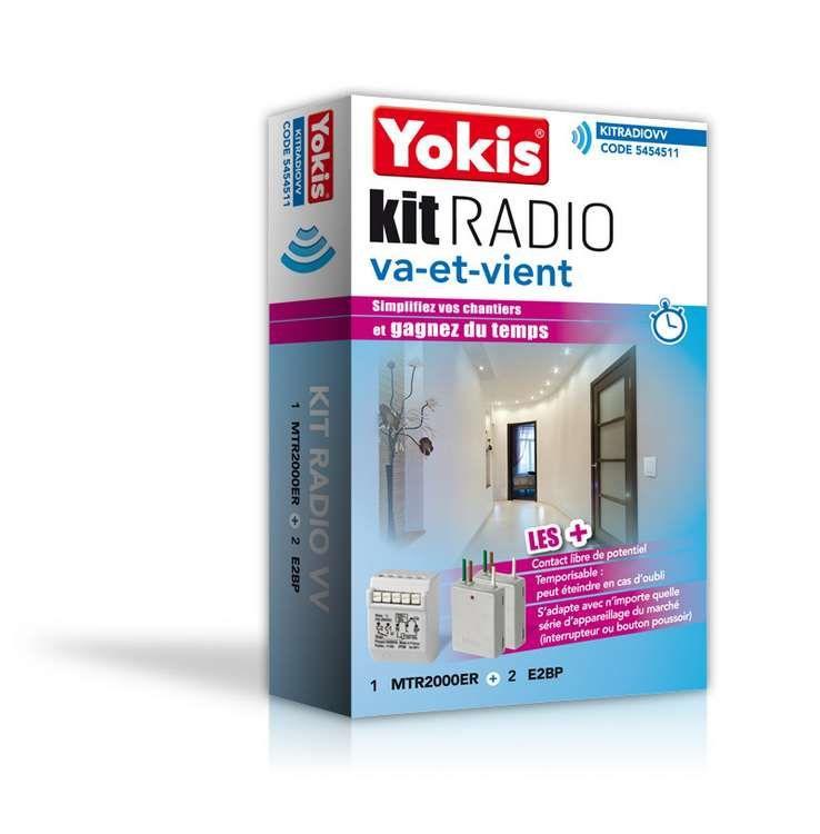 Pack Va-et-Vient sans fil Yokis