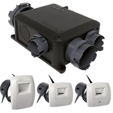 Kit Bahia compact MW T3 + Hygro Aldes