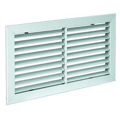 Grille de reprise Buse Air Chaud Froid canalisations Diffuseur Air