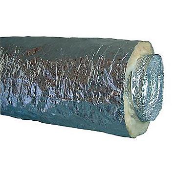 Conduit Algaine aluminium insonorisé Aldes