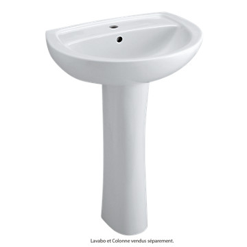 Colonne pour lavabo Bastia Allia