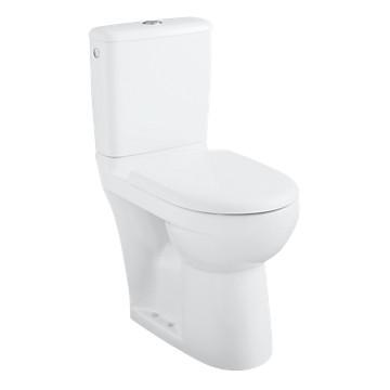 Pack WC surélevé complet Prima sortie horizontale Allia