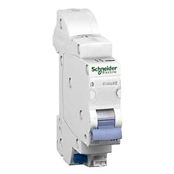 Disjoncteur Clic XE 1P+N embrochable DuoLine Schneider Electric