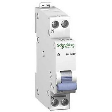 Disjoncteur Clic XP 1P+N peignable DuoLine Schneider Electric