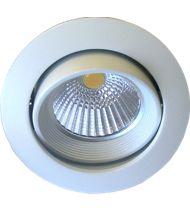 Spot encastré LED DOT orientable IP20