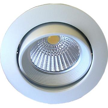 Spot encastré LED DOT orientable IP20 Arkoslight