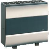 Radiateur gaz modulable à ventouse