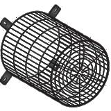 Panier de protection ventouse pour MV / MR
