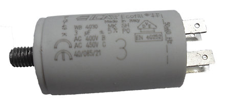 Condensateur 3MF