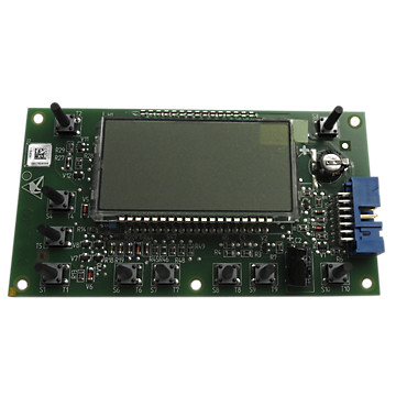 Circuit imprimé display pour Luna HTE Chappee