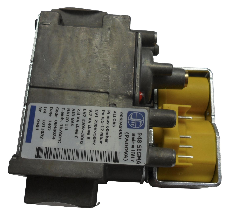 Vanne gaz SIGMA SIT 848 Chappee