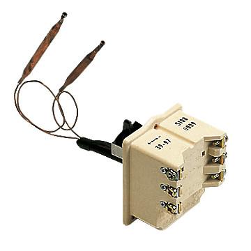 Thermostat de chauffe-eau BTS370 tri + kit Diff