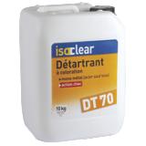 Détartrant acier DT70 10Kg pour corps de chauffe