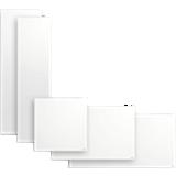 Radiateur électrique Campastyle Glace Lys Blanc