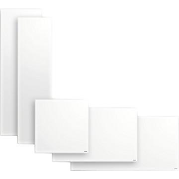 Radiateur électrique Campastyle Glace Lys Blanc Campa