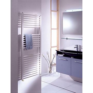 Sèche-serviettes eau chaude tubes droits MB Expert