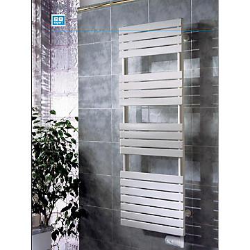 Sèche-serviettes eau chaude tubes plats MB Expert
