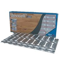 Plaques isolantes alu Devicell Dry