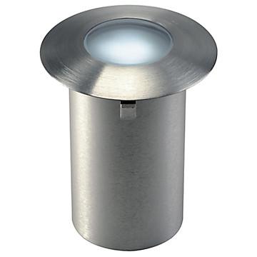 Encastré de sol extérieur LED Tail-Lite Slv