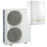 Pompe à chaleur HPI évolution HPI/H-E : chauffage et rafraîchissement