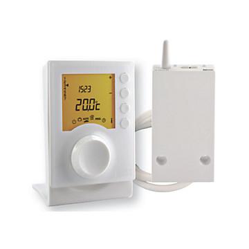 Pack Thermostat Radio Tybox jusqu'à 6 niveaux de consigne Delta Dore