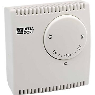 Thermostat mécanique filaire Tybox10 Delta Dore