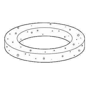 Joint de culot / Réservoir Grohe